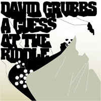 Rock/Pop David Grubbs - A Guess At The Riddle (VG+)