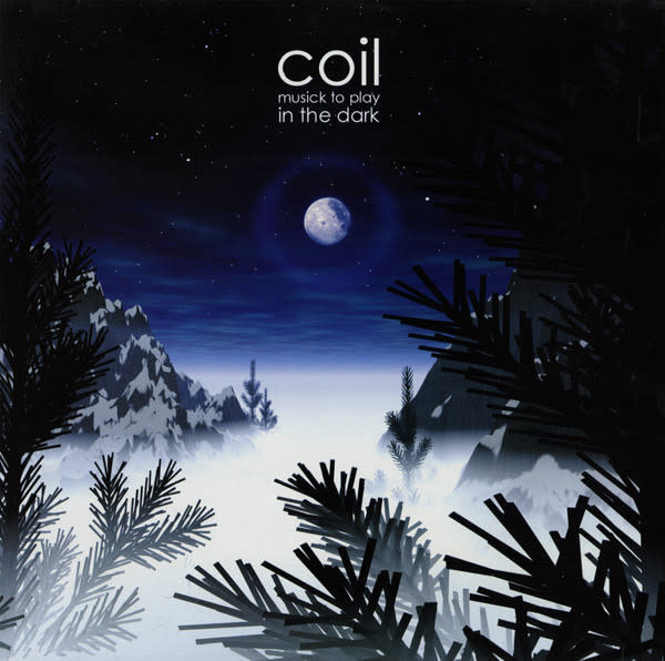 Experimental Coil - Musick To Play In The Dark (2xLP  Clear/Yellow Splatter)