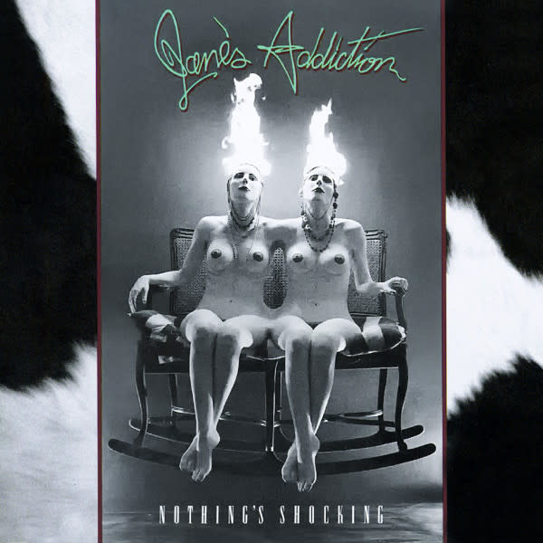 Rock/Pop Jane's Addiction - Nothing's Shocking