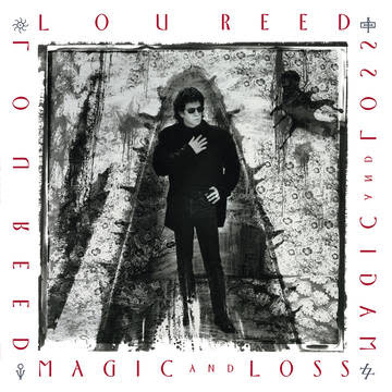 Rock/Pop Lou Reed - Magic And Loss (Side 4 is etching)