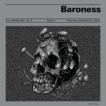 Metal Baroness - Live At Maida Vale - Vol. II (Splatter vinyl with etching)