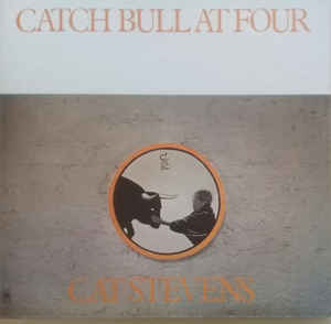 Rock/Pop Cat Stevens - Catch Bull At Four (Cover wear, mark where price sticker was removed) (VG)
