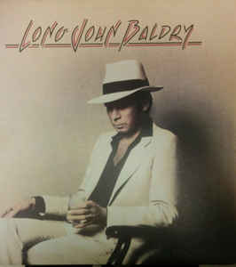 Rock/Pop Long John Baldry - S/T (Hole punch on bottom left of cover) (VG)