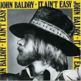Rock/Pop John Baldry - It Ain't Easy (Upper left corner cut on cover) (VG)