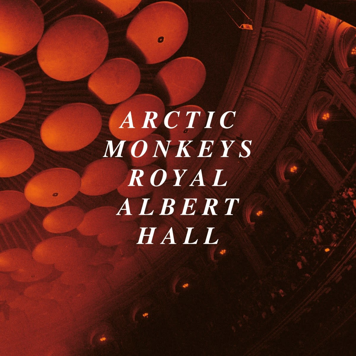 Rock/Pop Arctic Monkeys - Royal Albert Hall (Clear vinyl)