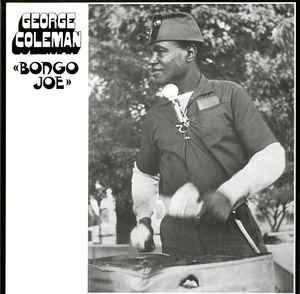 "Folk/Country George Coleman - ""Bongo Joe"" (2008 reissue) (VG)"