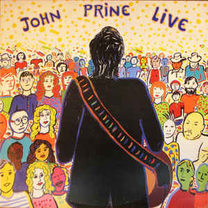 Folk/Country John Prine - Live