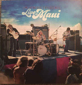 Rock/Pop Jimi Hendrix Experience - Live In Maui (3xLP, Blu-ray & Booklet)