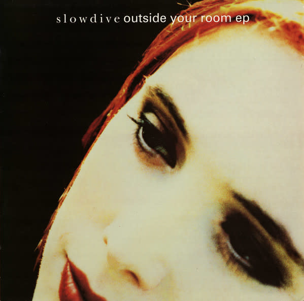 Rock/Pop Slowdive - Outside Your Room (Red & Gold Swirled Vinyl)