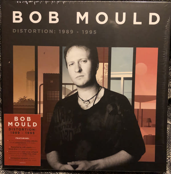 Rock/Pop Bob Mould - Distortion: 1989-1995 (8LP)