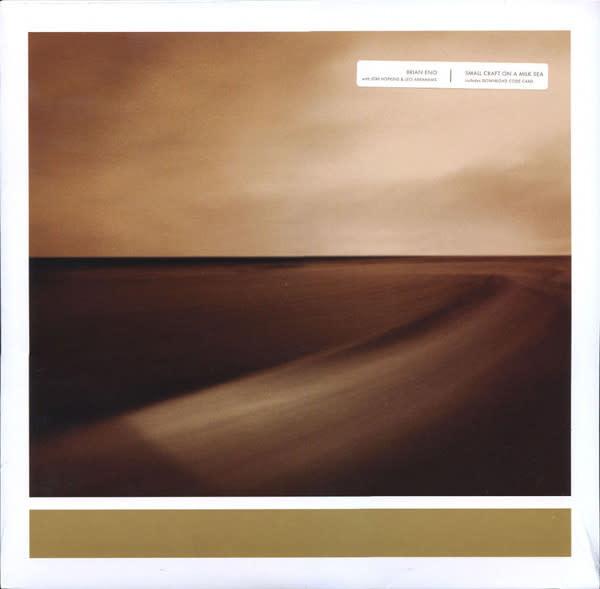 Rock/Pop Brian Eno With Jon Hopkins & Leo Abrahams - Small Craft On A Milk Sea