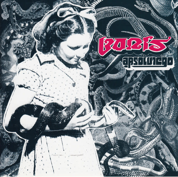 Metal Boris - Absolutego