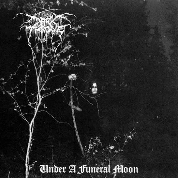 Metal Darkthrone - Under A Funeral Moon