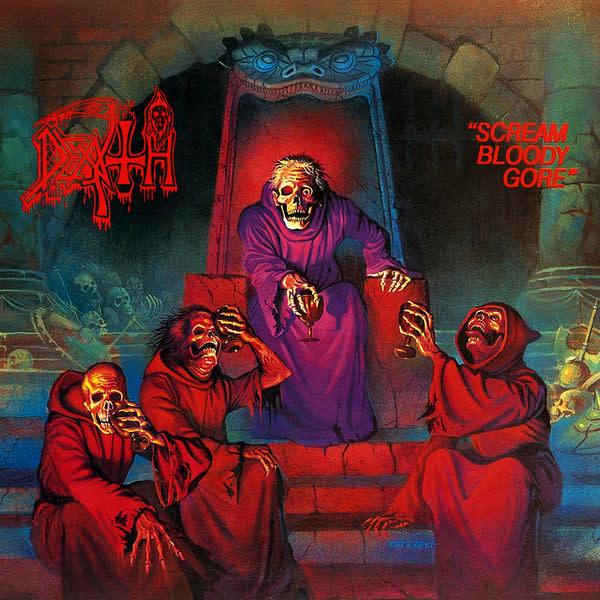 Metal Death - Scream Bloody Gore