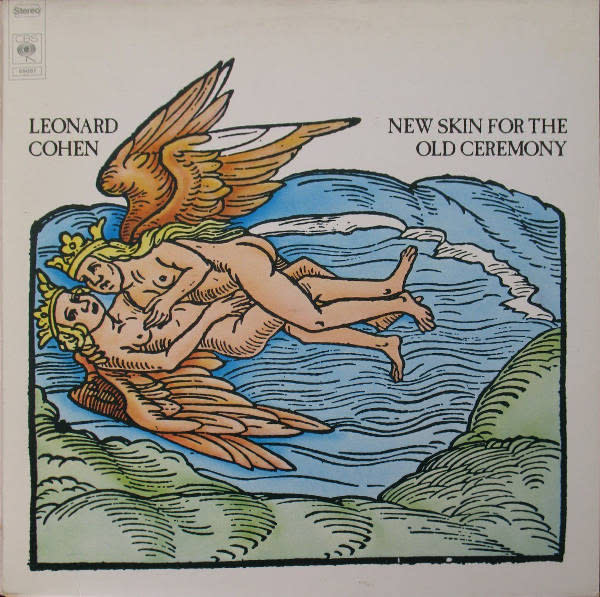 Rock/Pop Leonard Cohen - New Skin For The Old Ceremony