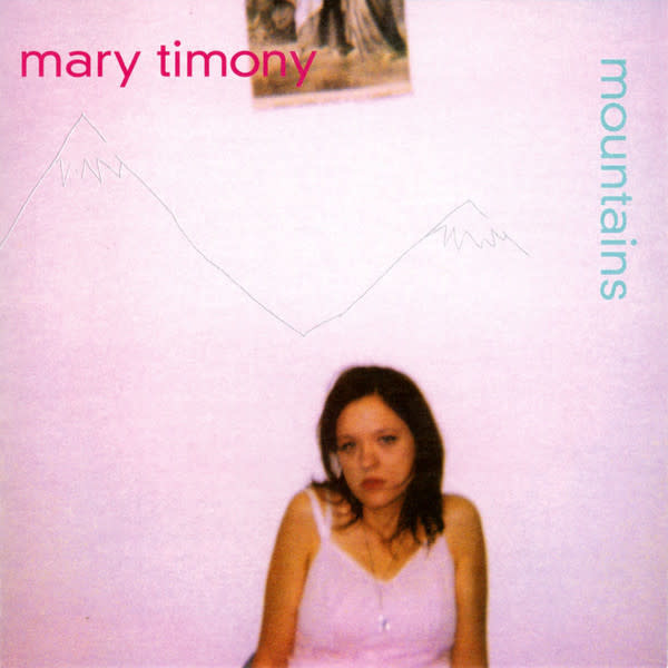 Rock/Pop Mary Timony - Mountains 20th Annv. Ed. (2LP)