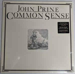 Folk/Country John Prine - Common Sense