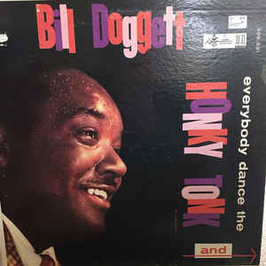 R&B/Soul/Funk Bill Doggett - Everybody Dance The Honky Tonk (VG)
