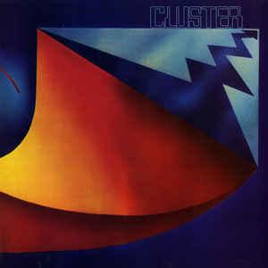 Krautrock Cluster - S/T (2007 Reissue, crease on upper right corner of cover) (VG+)