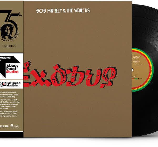 Reggae/Dub Bob Marley & The Wailers - Exodus (Half Speed Mastered)
