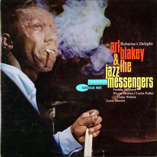 Jazz Art Blakey - Buhaina's Delight (Blue Note)