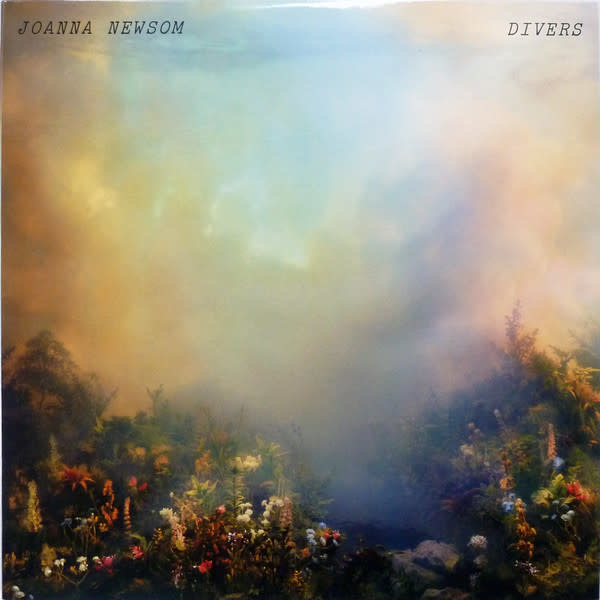 Rock/Pop Joanna Newsom - Divers
