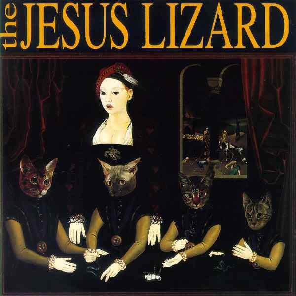 Rock/Pop The Jesus Lizard - Liar