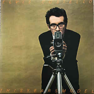 Rock/Pop Elvis Costello - This Year's Model (Cover wear) (VG)