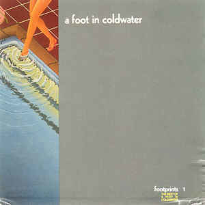 Rock/Pop A Foot In Cold Water - Footprints, The Best Of Volume 1 (VG)