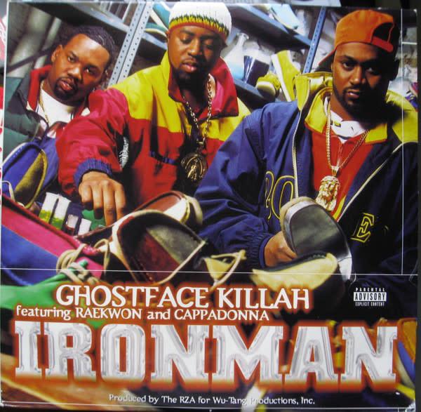 Hip Hop/Rap Ghostface Killah - Ironman