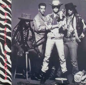 Rock/Pop Big Audio Dynamite - This Is Big Audio Dynamite (Mild cover wear, tear on spine) (VG)