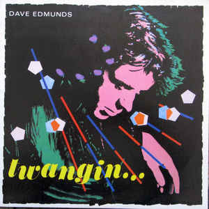 Rock/Pop Dave Edmunds - Twangin... (Cut-out on spine) (VG+)