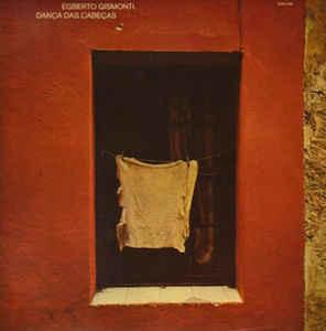 Jazz Egberto Gismonti - Danca Das Cabecas (US promo copy, moderate cover wear) (VG)