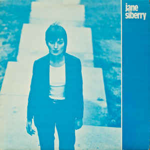 Folk/Country Jane Siberry - S/T (Blue sleeve variant, signed w/dedication by Jane Siberry on front cover. Cover wear, superficial marks on vinyl) (VG)