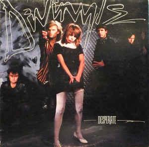 Rock/Pop Divinyls - Desperate (Mild cover wear) (VG+)
