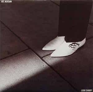 Rock/Pop Joe Jackson - Look Sharp! (Mild cover wear) (VG+)