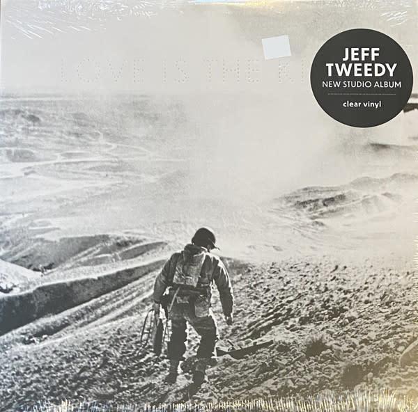 Rock/Pop Jeff Tweedy - Love Is The King (Clear Vinyl)