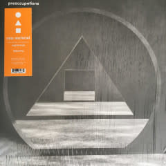 Rock/Pop Preoccupations - New Material (Coloured Vinyl) (25% OFF! Was $26.99)