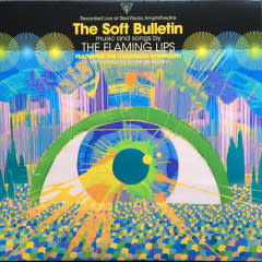 Rock/Pop The Flaming Lips - The Soft Bulletin (Live w/ The Colorado Symphony) (25% OFF! Was $37.99)