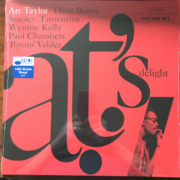 Jazz Art Taylor - A.T.'s Delight