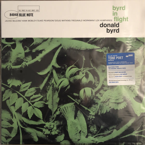 Jazz Donald Byrd - Byrd in Flight (Tone Poet)