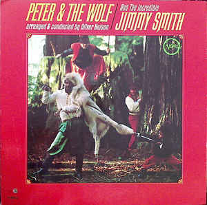 Jazz Jimmy Smith - Peter And The Wolf (VG)