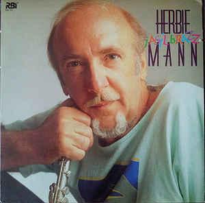 Jazz Herbie Mann - Jasil Brazz (VG+)