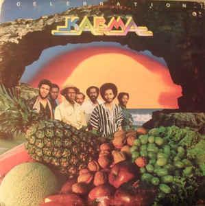 R&B/Soul/Funk Karma - Celebration (Hole punch, cover wear. Light marks on vinyl) (VG)