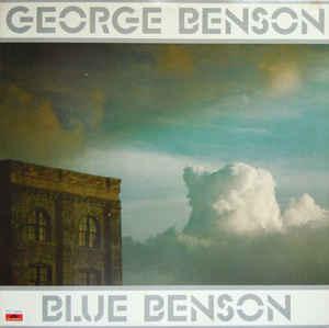 Jazz George Benson - Blue Benson (Corner cut) (VG+)