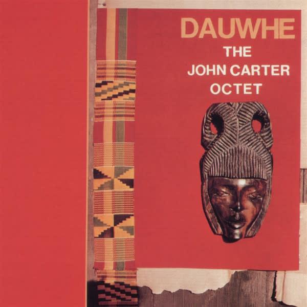 Jazz John Carter Octet - Dauwhe (2019 Black Saint Reissue) (VG+)