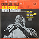Jazz Benny Goodman - Carnegie Hall Jazz Concert Vol. 2 (70s Reissue) (VG) (price sticker on cover)