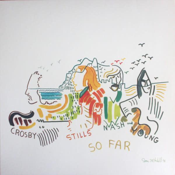 Rock/Pop Crosby, Stills, Nash & Young - So Far
