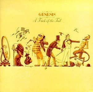 Rock/Pop Genesis - A Trick Of The Tail (Yellow Vinyl)