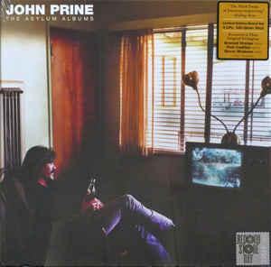 Folk/Country John Prine - The Asylum Years (Ltd. 3 LP box inc. Bruised Orange, Pink Cadillac & Storm Windows)